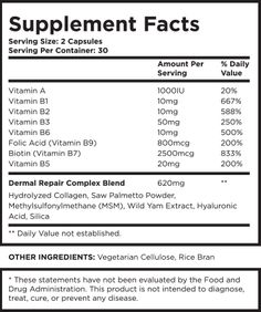 Dermal Repair Complex, by Beverly Hills MD, is a natural supplement that addresses the root causes of aging: collagen and elastin breakdown caused by hormonal changes. Beverly Hills Plastic Surgery, Skin Structure, Good Manufacturing Practice, Wrinkled Skin, Skin Elasticity, Facial Care, Look In The Mirror, Medical Advice, Face And Body