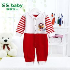Find More Rompers Information about New Arrival 2015 Newborn Baby Clothing Spring Autumn Rompers 100% Cotton for Bebe Boby Jumpsuit Bebe Girl Jumper Hot Sale,High Quality clothing tops,China romper set Suppliers, Cheap romper dress from GG. Baby Flagship Store on Aliexpress.com