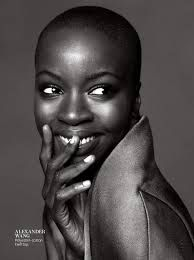 Actor and Playwright Danai Gurira