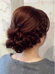 2016年最新版!結婚式お呼ばれヘアアレンジ・大人可愛い髪型特集!ハーフアップ・アップヘアー -page2   Jocee