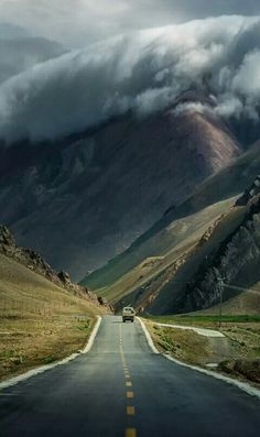 Where Heaven and Earth Meet; Karakoram, Gilgit Baltistan, Pakistan.