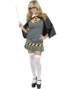 sexy hermione granger costume from harry potter