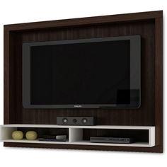 Home para TV LED/LCD 42 - Tabaco/Branco - BRV