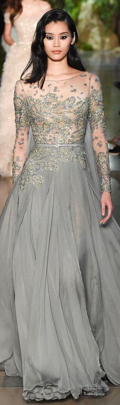 Elie Saab.Spring 2015 Couture. (modelo; cinto)                                                                                                                                                                                 Más