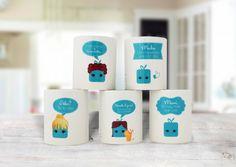Una taza para #mama en su día! Tenemos 5 modelos... Pide el tuyo :) #diadelamadre #regalo