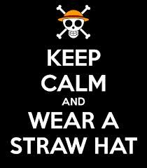 keep calm and one piece - Google Search