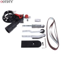 Universe Of Goods Buy Ootdty Sander Sanding Belt Adapter Diy For 100mm 4 Inch Electric Angle Grinder For Only 29 9 Angle Grinder Cool Things To Buy Sanding