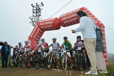 Handüzü Yaylası'ndan dağ bisikleti yarışı yapıldı | Okur53