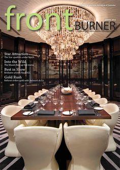 Senior Copywriter for Front Burner Magazine- Issue Spring 2013