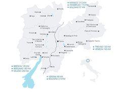 Trentino: Im Herzen der italienischen Alpen Das Trentino liegt imNorden Italienszwischen Venetien und der Lombardei, rund hundert Km von der italienisch-österreichischen Grenze. Italien Innsbruck, Palermo, Verona, Communities Unit, Travel Report, Alps, Round Round, Viajes