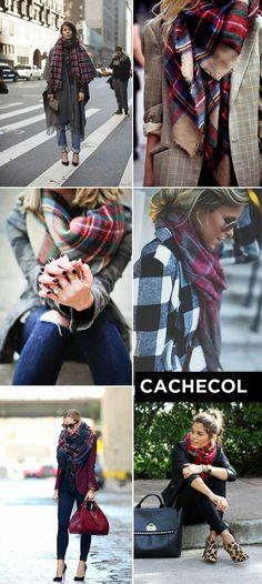 Look, outfit, streetsyle, fashion, moda, chess, tartan, xadrez, pattern, classic, estampa, padrões classicos, cachecol, scarf