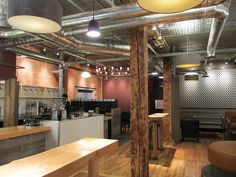 roast. coffee shop. retail. space