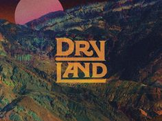 Dryland Professional Band® designed by Brad Lockhart. Connect with them on Dribbble; the global community for designers and creative professionals. Figure It Out, Band, Creative, Movie Posters, Logo, Sash, Logos, Film Poster, Logo Type