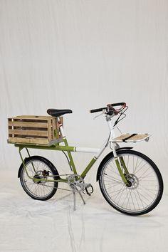 Urban Cargo Bikes