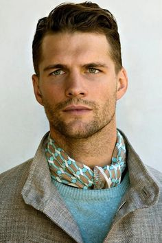 Tomas Skoloudik Turquoise, Linen, & Knit