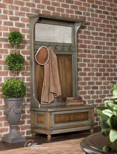 Hall Trees and Umbrella Stands - Bed Bath and More
