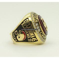 Oklahoma Sooners 2014 NCAA Sugar Bowl Championship Ring - ChampionshipRingClub.com