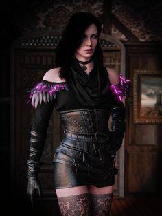 the witcher yennefer Witcher 3 Yennefer, Yennefer Cosplay, Yennefer Of Vengerberg, Witcher Art, Dark Fantasy Art, Fantasy Women, Fantasy Girl, People Illustration, Illustration Girl