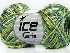 Chain Shine Fine Green Shades  Fiber Content 80% Acrylic, 20% Polyamide, Brand Ice Yarns, Green Shades, fnt2-56535 Green Shades, Yarns, Fiber, Content, Chain, Garden, Garten, Low Fiber Foods, Necklaces