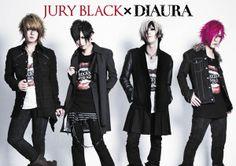 プレゼント|ヴィジュアル系ファッションをお探しならメンスパやモッシュに掲載のJURY BLACK