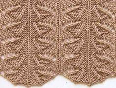 Modele de tricotare pentru finisare