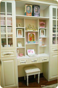 <.LI.LI.GA.>my dolls work room by ♥.L.L.G.♥, via Flickr
