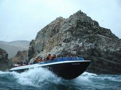Islas Palomino - Rompiendo olas yeahhhh!!!