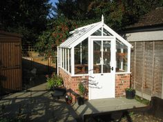 #greenhouse #gardening #flowers #warmth #traditional #greenfingers