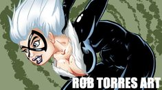 Support Rob Torres creating Art and Comics