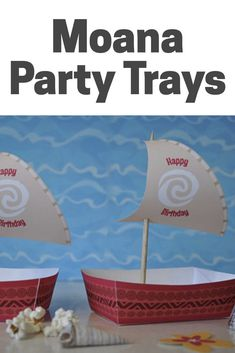 These party trays ar