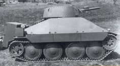 Although it remains as a prototype stage, three different flamethrower tanks were built by Czechoslovakia in 1949 to 1956 based on Hetzer hulls Ww2 Pictures, Military Armor, Tank Destroyer, Armored Fighting Vehicle, Tank Design, French Army, World Of Tanks, Battle Tank, Military Equipment