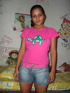Tamil Girl Strips Top