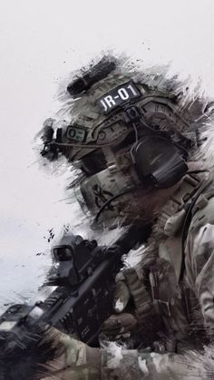 Le plus récent Écran pubg dibujos Populaire Military Gear, Military Police, Military Outfits, Military Drawings, Military Special Forces, Army Wallpaper, Future Soldier, Gaming Wallpapers, Modern Warfare