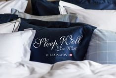 At Lexington Company, we want everyone to sleep well. Explore our campaign and learn everything about sleep! Sleep Debt, Lexington Company, Article Writing, Guided Reading, Clothing Company, More Fun, Fun Facts, Bedrooms, Campaign