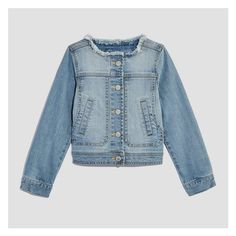 27284dc889 Kid Girls' Denim Jacket from Joe Fresh. Show off her 90s throwback style  with