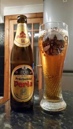 Platan Perla Beer | 6.0% ABV | Czech