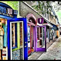 Hampden -- Baltimore, MD  By Rachel Lipton