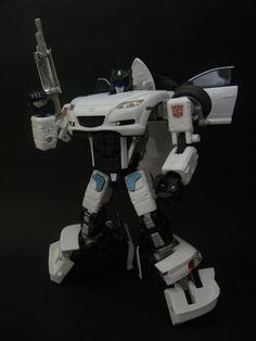 Transformers Alternators Meister (Jazz)