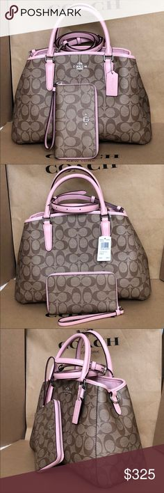 63d27451f4b Shop Women's Coach size OS Crossbody Bags at a discounted price at Poshmark.  Description: Authentic Coach Hand Bag or Crossbody, brand new with tag!