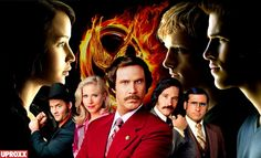 anchorman meets hunger games... stay classy citizens