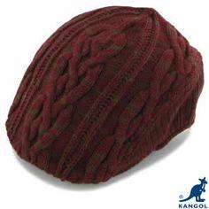 Kangol XO - Cable Knit Ivy Cap $45.00