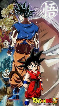 The Journey of our Son Goku: Kid-Champion-Champion- Mastered Ultra Instinct Dragon Ball Gt, Goku Transformations, Foto Do Goku, Akira, Manga Anime, Dbz Characters, Anime Comics, Animes Wallpapers, Deviantart