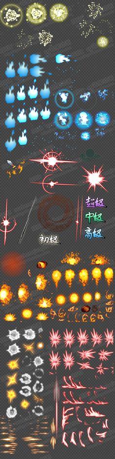 【游戏美术资源】《水浒英雄》Q版全套UI素材/界面/图标/人物/竖版场景/特效
