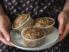 Jablkovo-makové muffiny - Zo srdca do hrnca Food And Drink, Breakfast, Morning Coffee