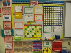 Math wall( This is what I want for 2013)