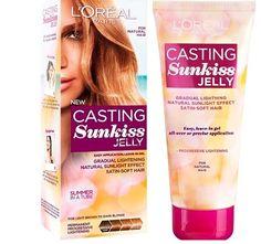Descubre cómo aclarar tu cabello de forma gradual con Sunkiss Jelly de L'Oreal. Un nuevo y revolucionario producto.