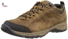 Timberland Tilton Low Leather GTX, Messieurs de trekking et randonnée chaussures, Marron foncé, 45 - Chaussures timberland (*Partner-Link)