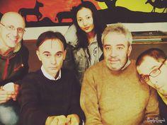 """Il gruppo de La Corte dei Miracoli. Quest'anno in scena con """"Il caso Kaseratz"""". http://www.ilcasokaseratz.it/"""