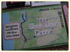 PL Inspiration -- A Road Trip Card