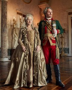 Catherine the Great (TV Serial ) Period Costumes, Movie Costumes, Cool Costumes, Cinema Outfit Casual, Period Drama Movies, Queen Movie, Reign Fashion, Catherine The Great, She Wolf